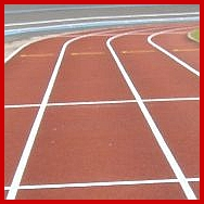 Athletics Track and Velodrome Markings